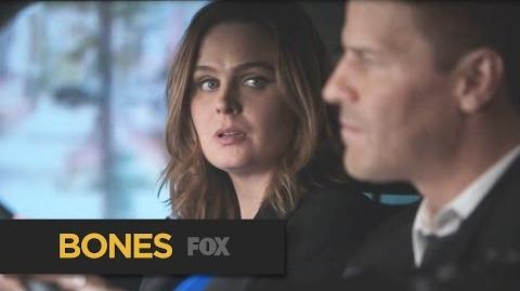 "BONES Back To Normal from ""The Death in the Defense"" FOX BROADCASTING"