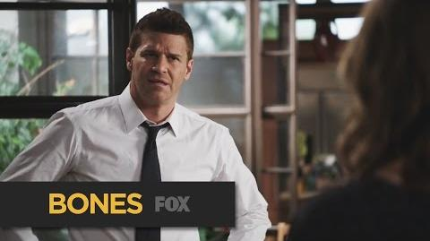 "BONES Prove It from ""The Senator in the Street Sweeper"" FOX BROADCASTING"