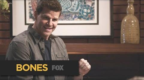 "BONES The Mood from ""The Last Shot at a Second Chance"" FOX BROADCASTING"