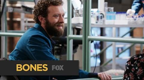"BONES Experimental Procedure from ""The Strike in the Chord"" FOX BROADCASTING"