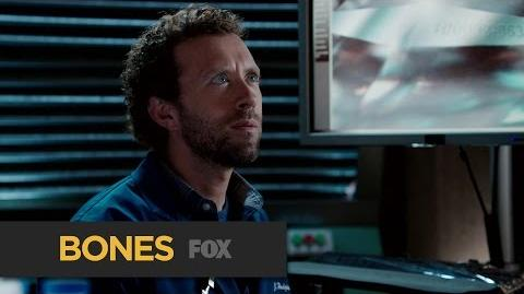 "BONES A Poltergeist from ""The Jewel in the Crown"" FOX BROADCASTING"