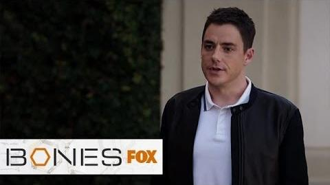 """Back From The Dead from """"The Turn In The Urn"""" BONES FOX BROADCASTING"""