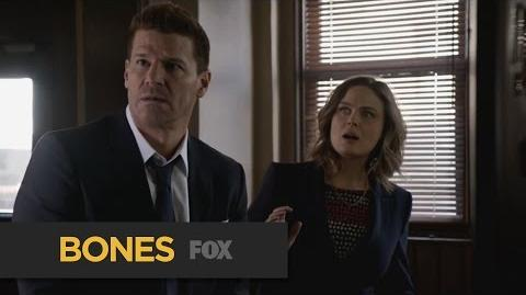 """BONES Preview """"The Fight in the Fixer"""" FOX BROADCASTING"""