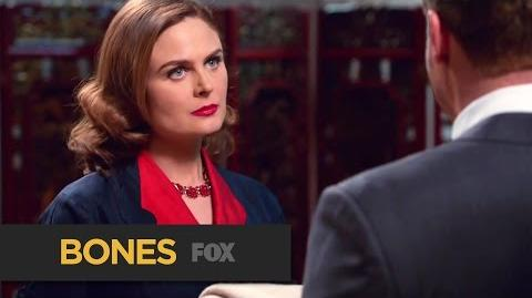 "Men Have Been Slapped For Less from ""The 200th In The 10th"" BONES FOX BROADCASTING"
