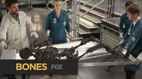 "BONES Preview ""The Murder of the Meninist"" FOX BROADCASTING"