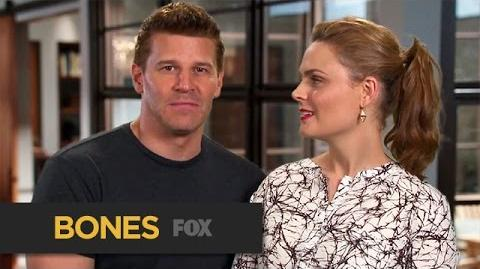 200th Episode Congratulations BONES FOX BROADCASTING