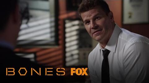 Booth Offers Aubrey Lead On Their New Case Season 12 Ep. 10 BONES