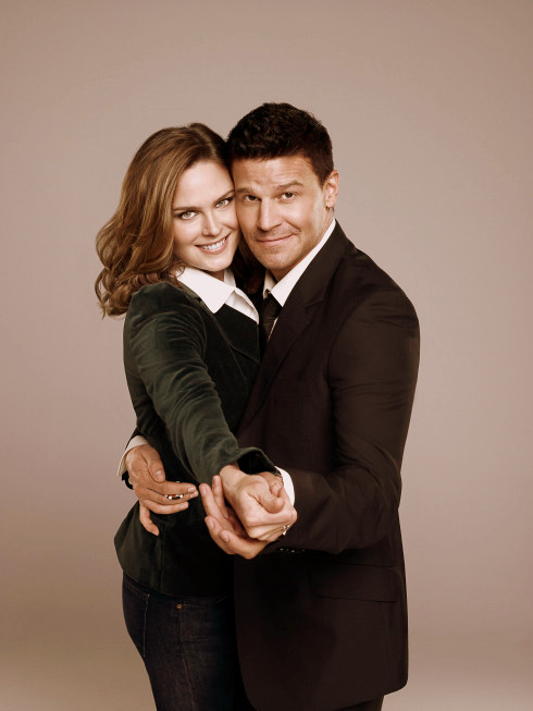 Bones Booth And Brennan Start Dating