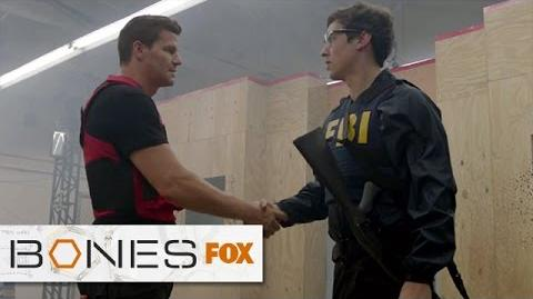 The Seeley Sweets Bromance BONES FOX BROADCASTING