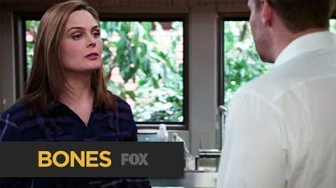 """Gateway Swear Word from """"The Money Maker On The Merry Go Round"""" BONES FOX BROADCASTING"""