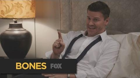 "BONES Expecting! from ""The Eye in the Sky"" FOX BROADCASTING"