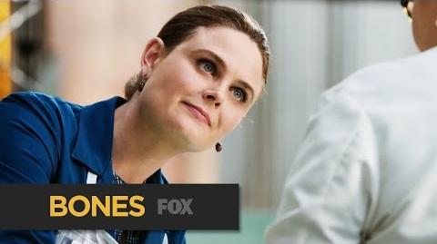 "BONES Clueless from ""The Strike in the Chord"" FOX BROADCASTING"