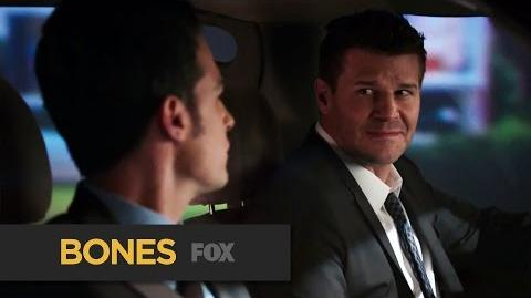 """BONES Keep Tweeting from """"The Teacher in the Books"""" FOX BROADCASTING"""