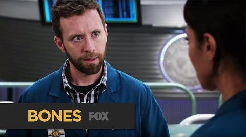 "BONES Whisper from ""High Treason in the Holiday Season"" FOX BROADCASTING"