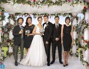 Bones Wedding Pic