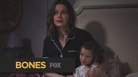 """BONES Very Real from """"The Monster in the Closet"""" FOX BROADCASTING"""