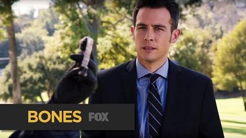 "BONES A Watery Death from ""High Treason in the Holiday Season"" FOX BROADCASTING"