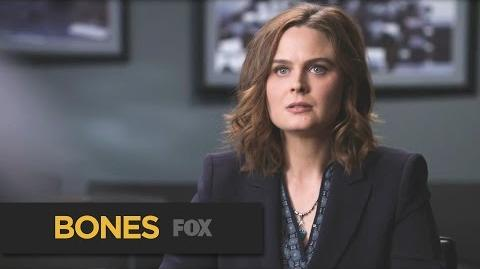 "BONES Adjourned from ""The Last Shot at a Second Chance"" FOX BROADCASTING"
