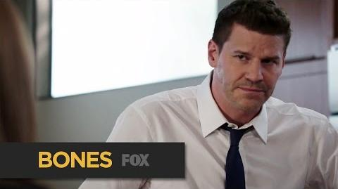 "BONES Doughnuts For Sweets from ""The Psychic in the Soup"" FOX BROADCASTING"
