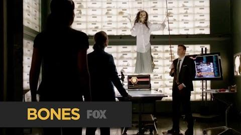 """BONES Preview """"The Monster in the Closet"""" FOX BROADCASTING"""