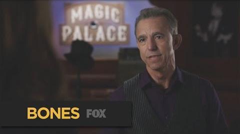"BONES The Magic Palace from ""The Promise in the Palace"" FOX BROADCASTING"
