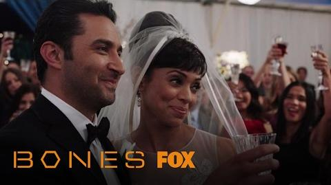 Cam And Arastoo Celebrate Their Wedding Season 12 Ep. 11 BONES
