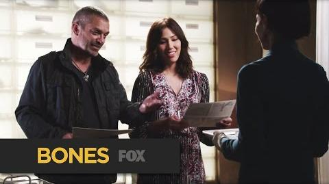 "BONES A Mentor from ""The Promise in the Palace"" FOX BROADCASTING"
