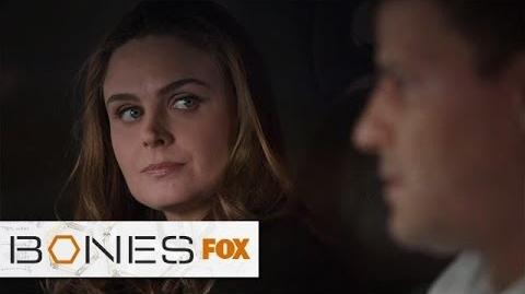 """Ashes To Ashes, Not Ashes To Ice from """"The Cold In The Case"""" BONES FOX BROADCASTING"""