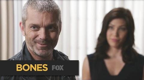"BONES Awkward from ""The Last Shot at a Second Chance"" FOX BROADCASTING"