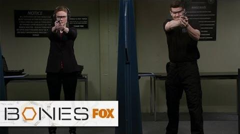 "Target Practice from ""The High In The Low"" BONES FOX BROADCASTING"