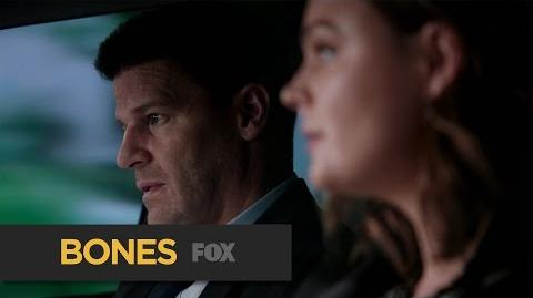 "BONES A Little Puffy from ""The Jewel in the Crown"" FOX BROADCASTING"