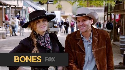 BONES A Couple Of Wildcards FOX BROADCASTING