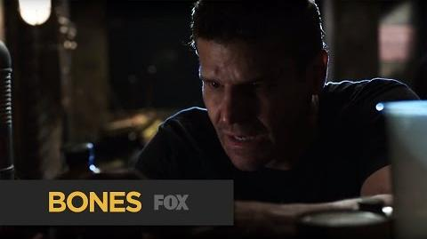 "BONES The Walking Dead from ""The Brother in the Basement"" FOX BROADCASTING"
