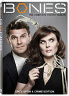 Bones S8 DVD