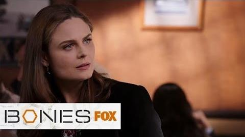 """Partners For Life from """"The Cold In The Case"""" BONES FOX BROADCASTING"""