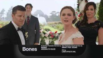 "Bones 9x06 Promo ""The Woman in White"""