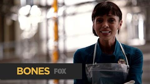 "BONES Reschedule from ""The Stiff in The Cliff"" FOX BROADCASTING"