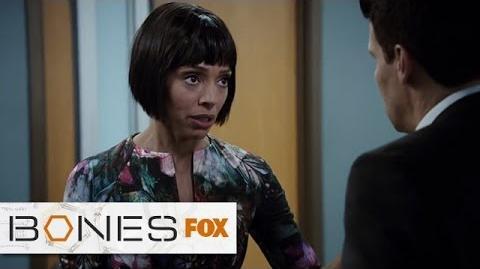 "Cam's Revenge from ""The Spark In The Park"" BONES FOX BROADCASTING"