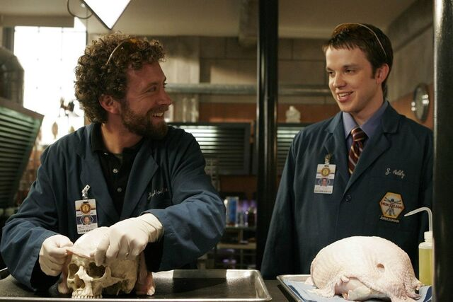 File:Zack-and-Hodgins-Playing-under-the-pressure-zackaroni-and-hodgepodge-3852460-1024-683.jpg