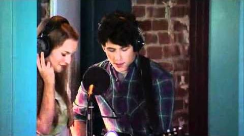 Nick Jonas ft. Bridgit Mendler - Give Love A Try (Music Video)