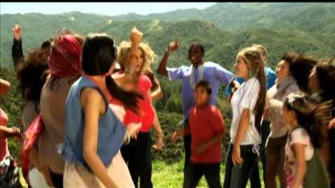 We can change the world - Bridgit Mendler - Amigos Transformando O Mundo - Disney Channel Brasil