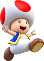 SMR Toad