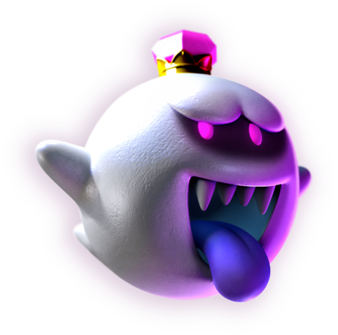 File:King Boo Artwork - Luigi's Mansion Dark Moon.png