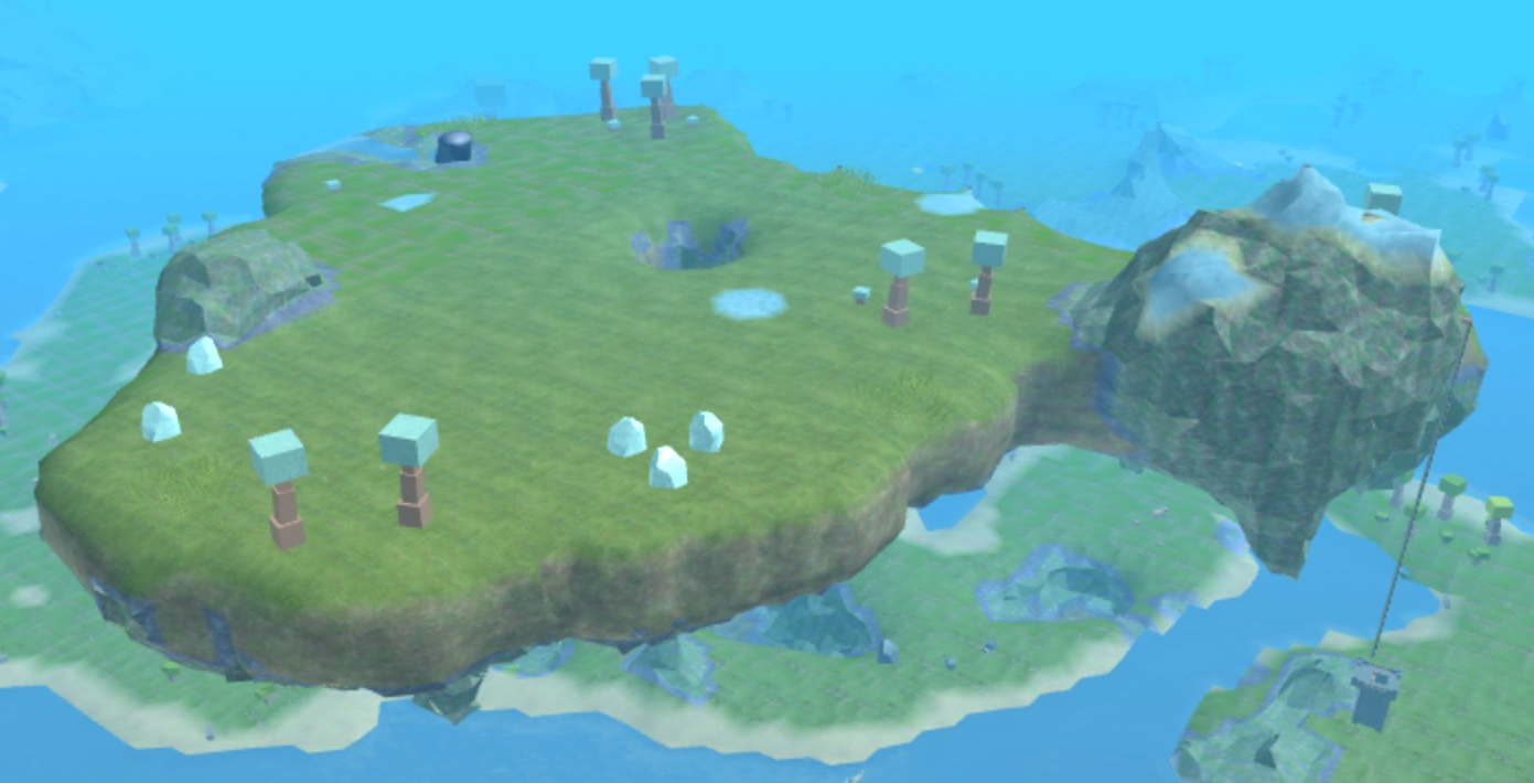 Floating Islands Overworld Booga Booga Roblox Wiki Fandom