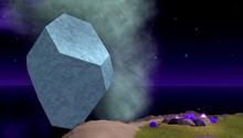 Meteoritemergingbeggining
