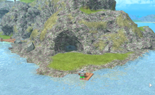 Adurite Cave Outside No Rock