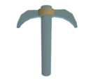 Crystal Pickaxe