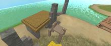 Destroyed Fort