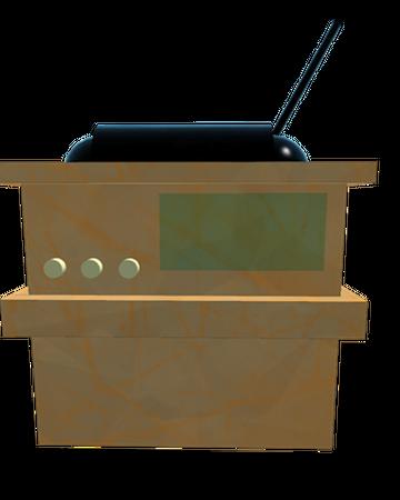 Golden Radio Booga Booga Roblox Wiki Fandom