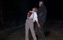 Jason killing